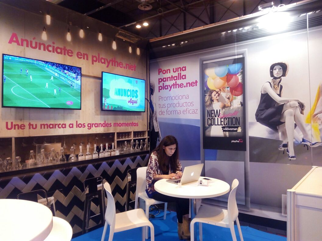 Foto Stand OMExpo